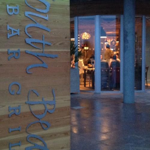 South Beach Bar Grill, Tenby